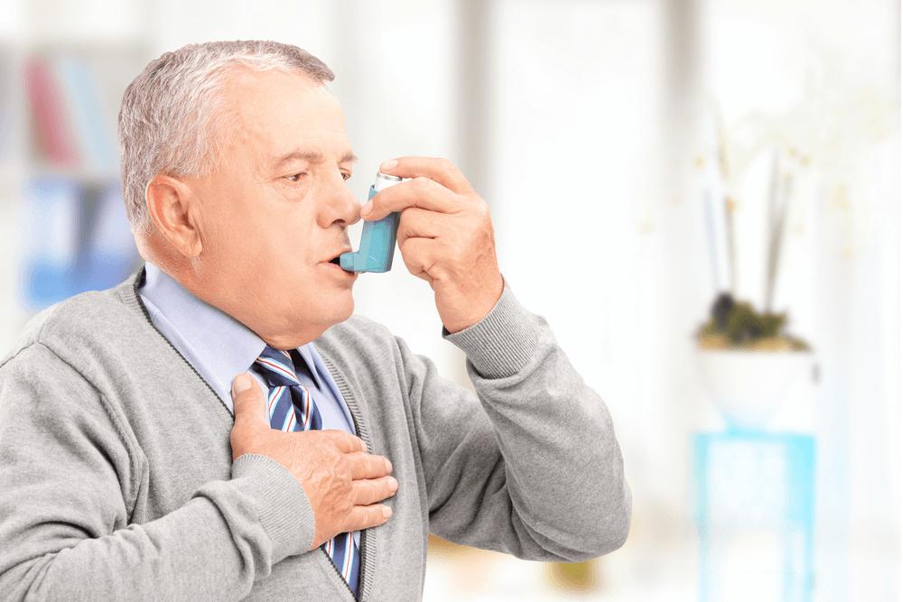 asthme vivre avec