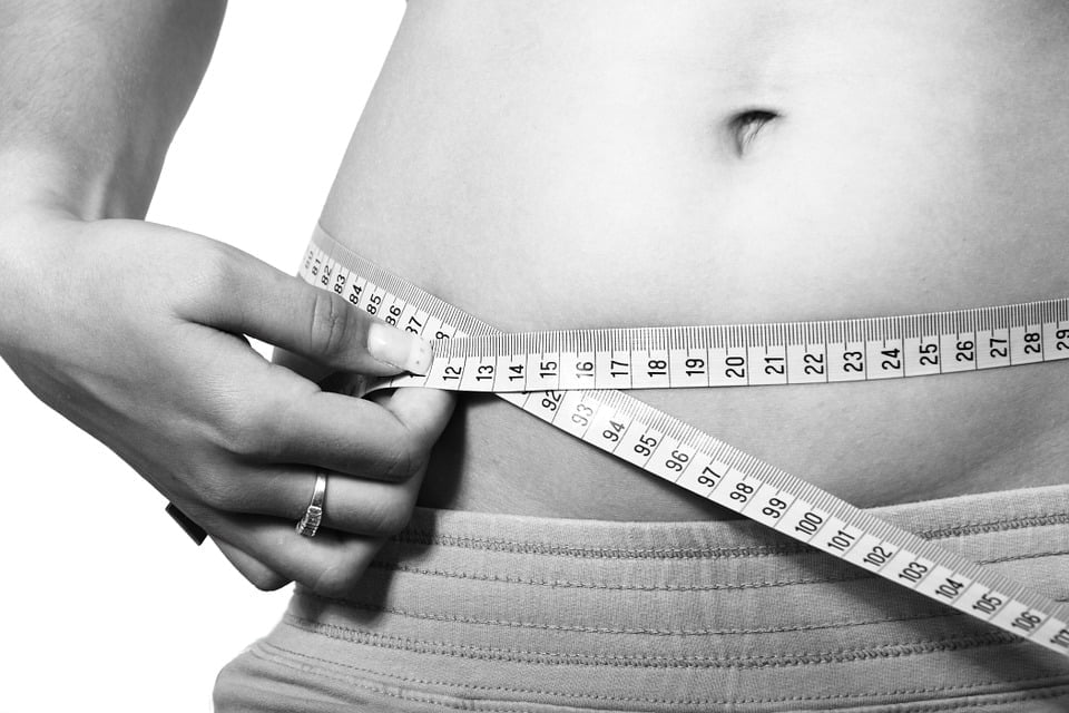 perte de poids grâce au régime alimentaire