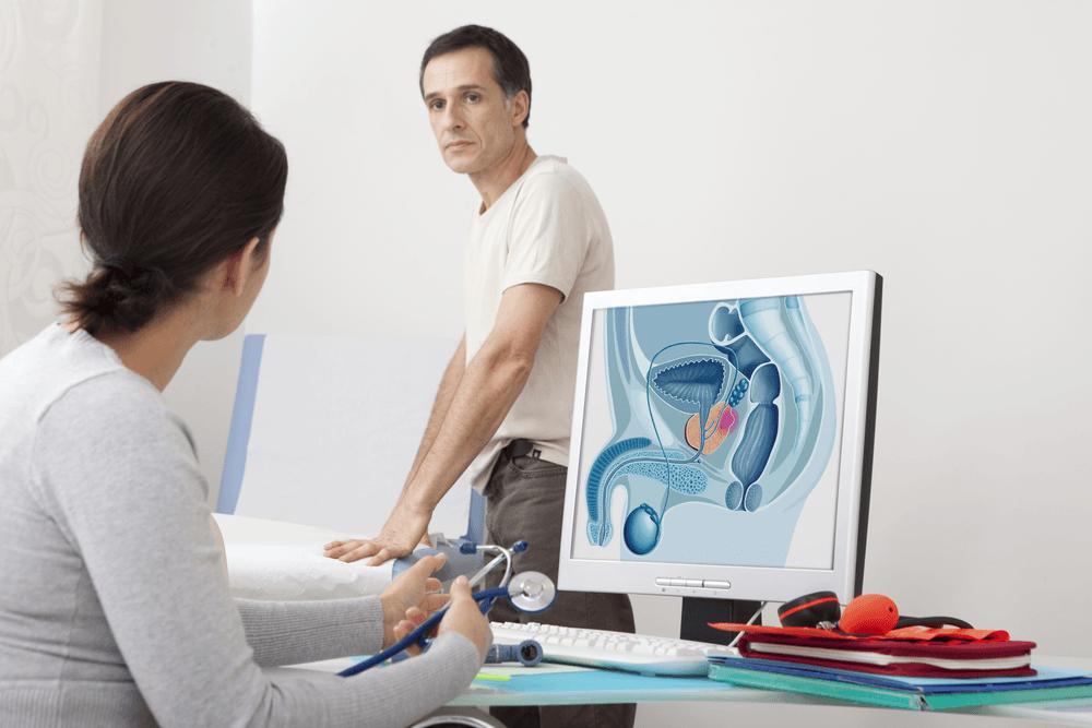 symptômes cancer de la prostate