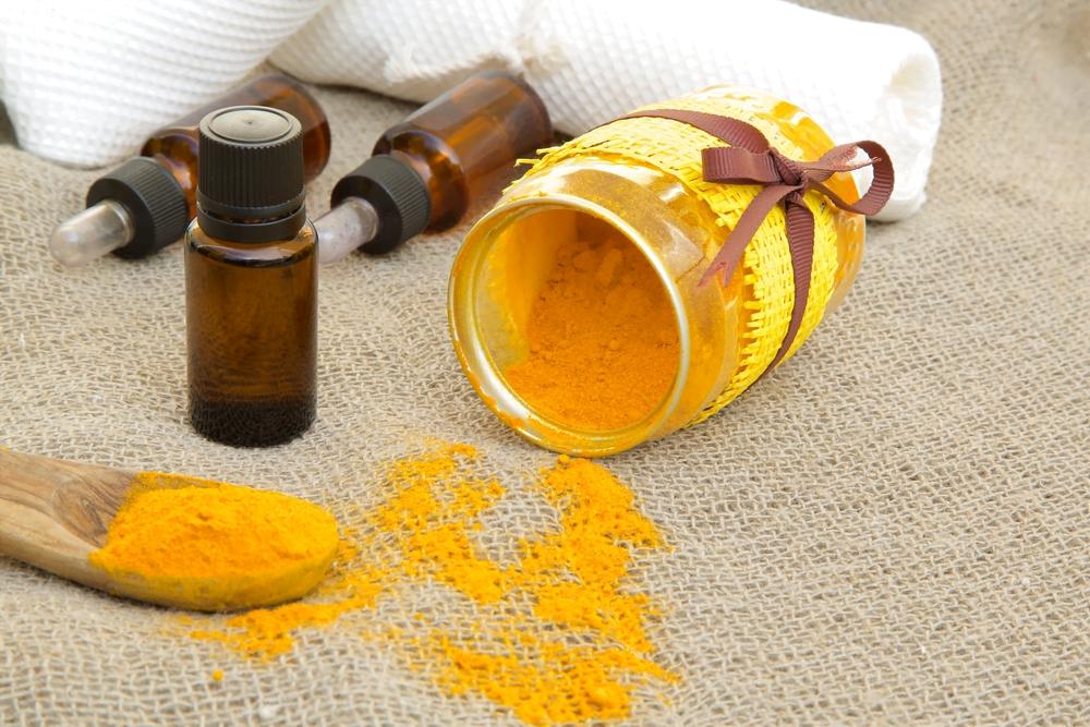 huile essentielle de curcuma
