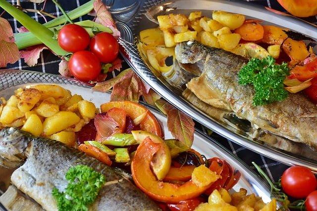 legumes et poissons