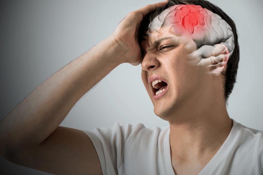 maux de tête sévère