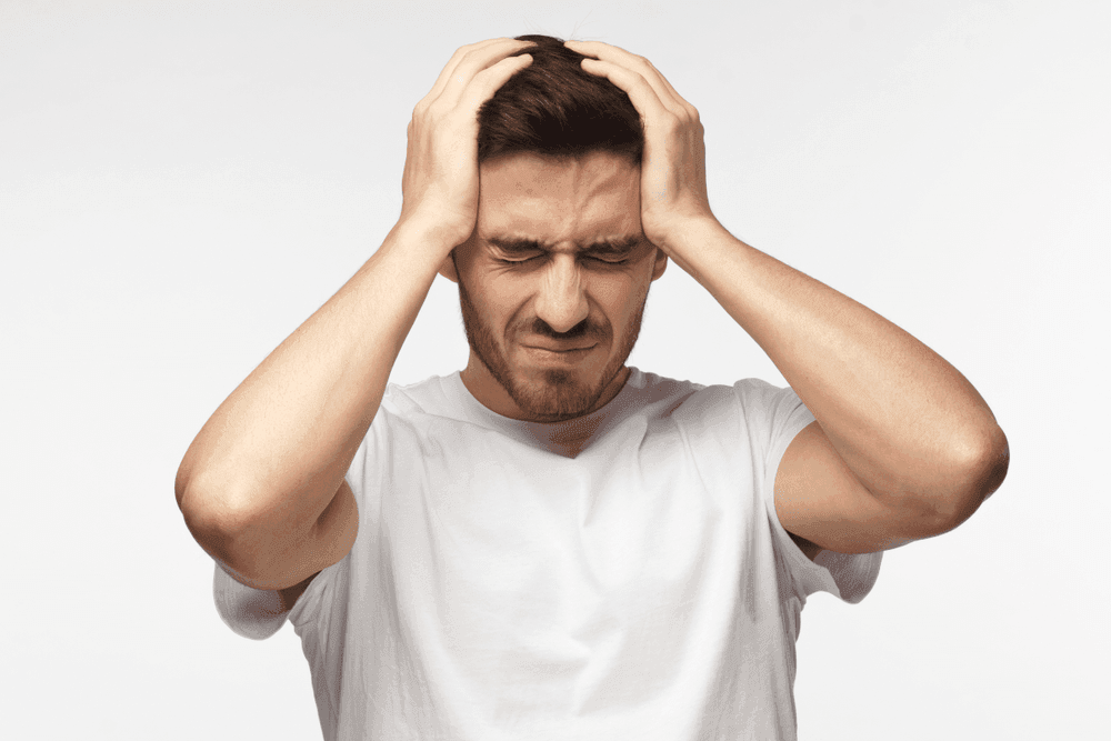 migraine ophtalmique signe