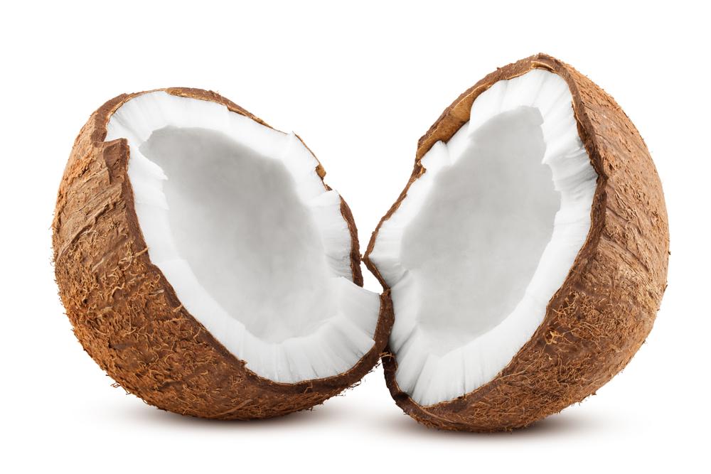 noix de coco constipation