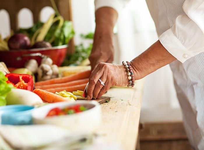 Photo de préparation de repas