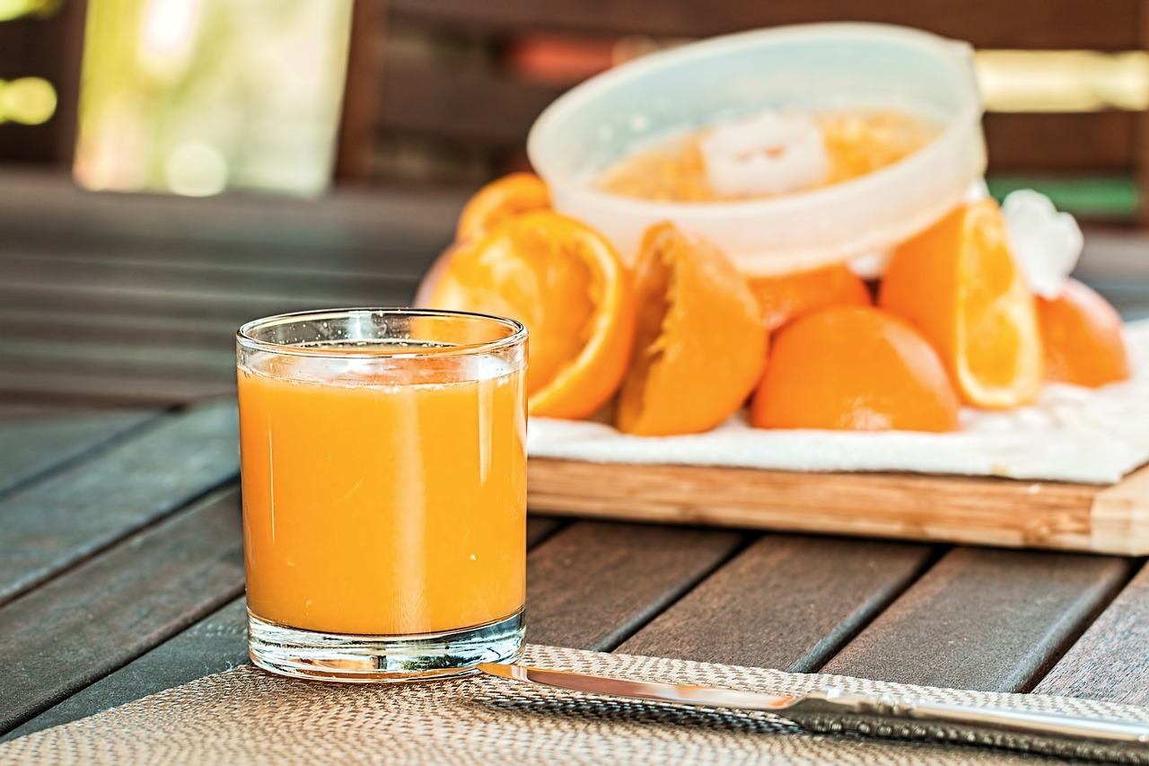 Prendre de la vitamine C en hiver