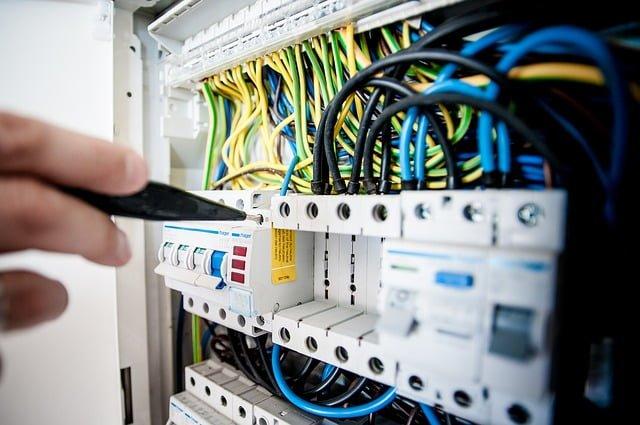 cable electricité