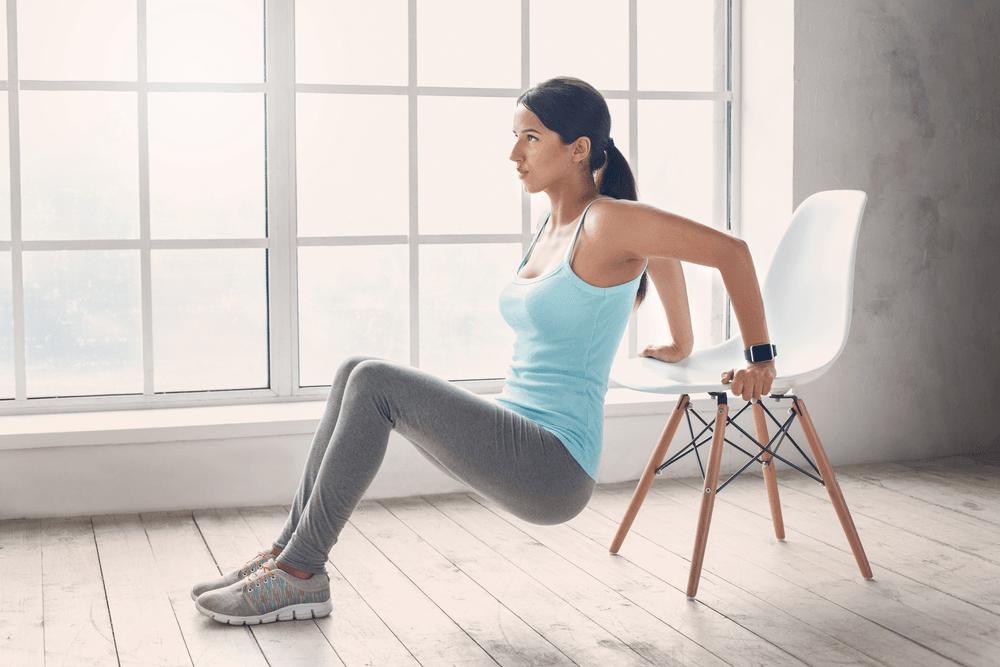 burnout exercices physiques