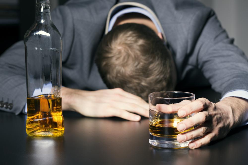 intoxication alcoolique