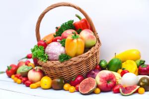légumes et fruits hépatite C