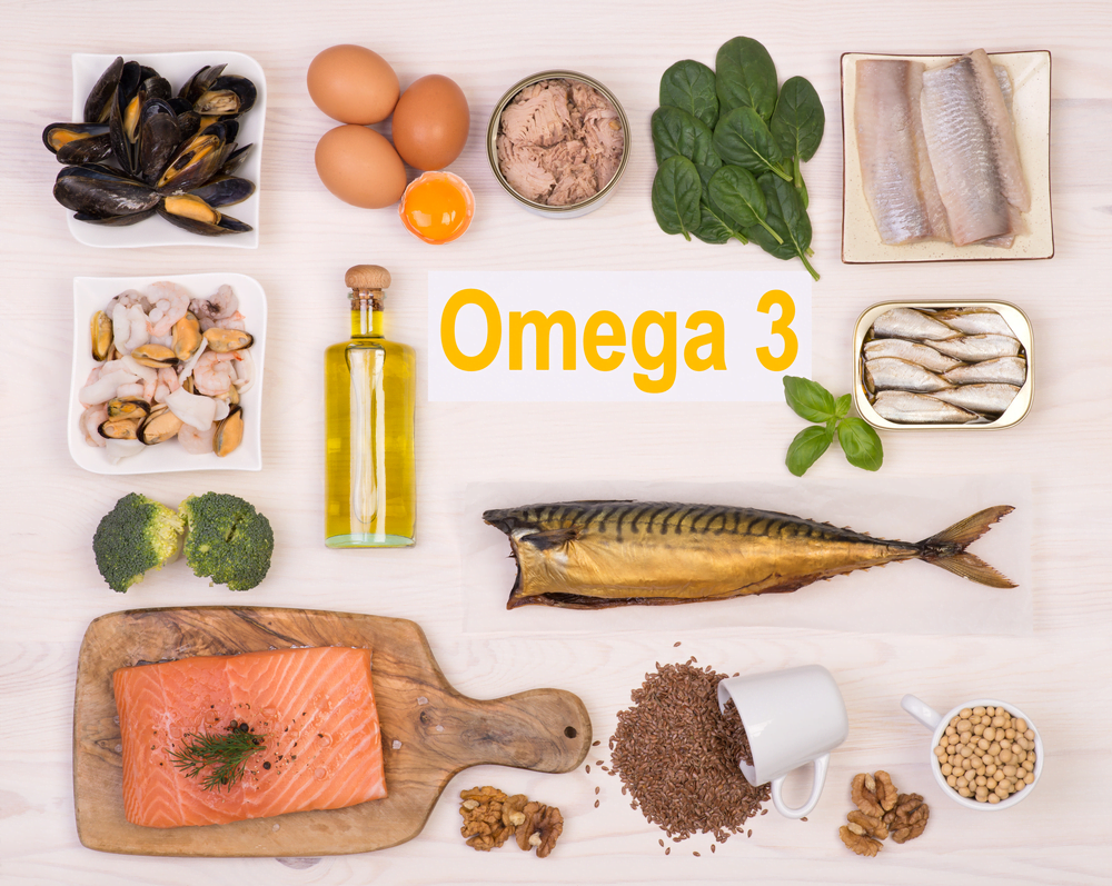 oméga-3 bienfaits