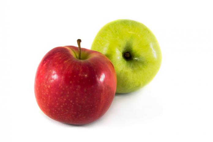 pommes bienfaits