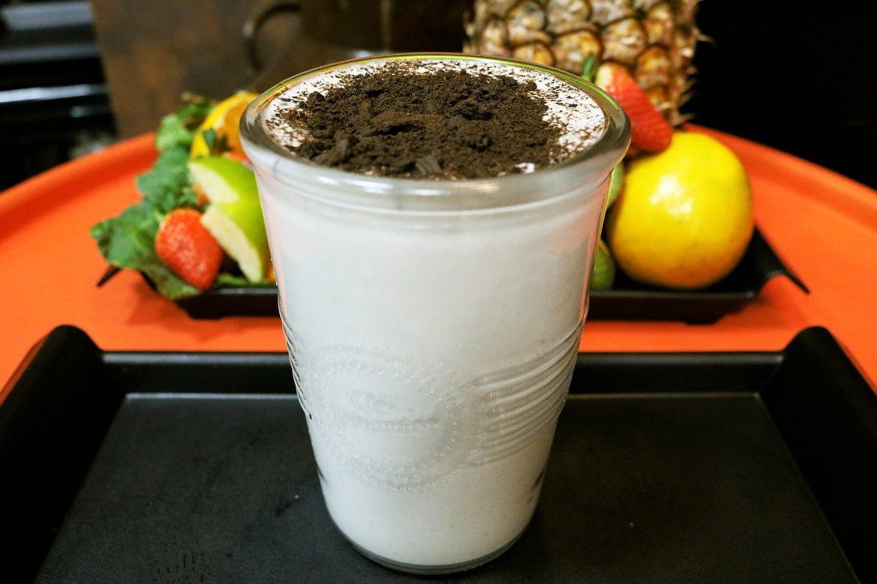 régime shake protéiné