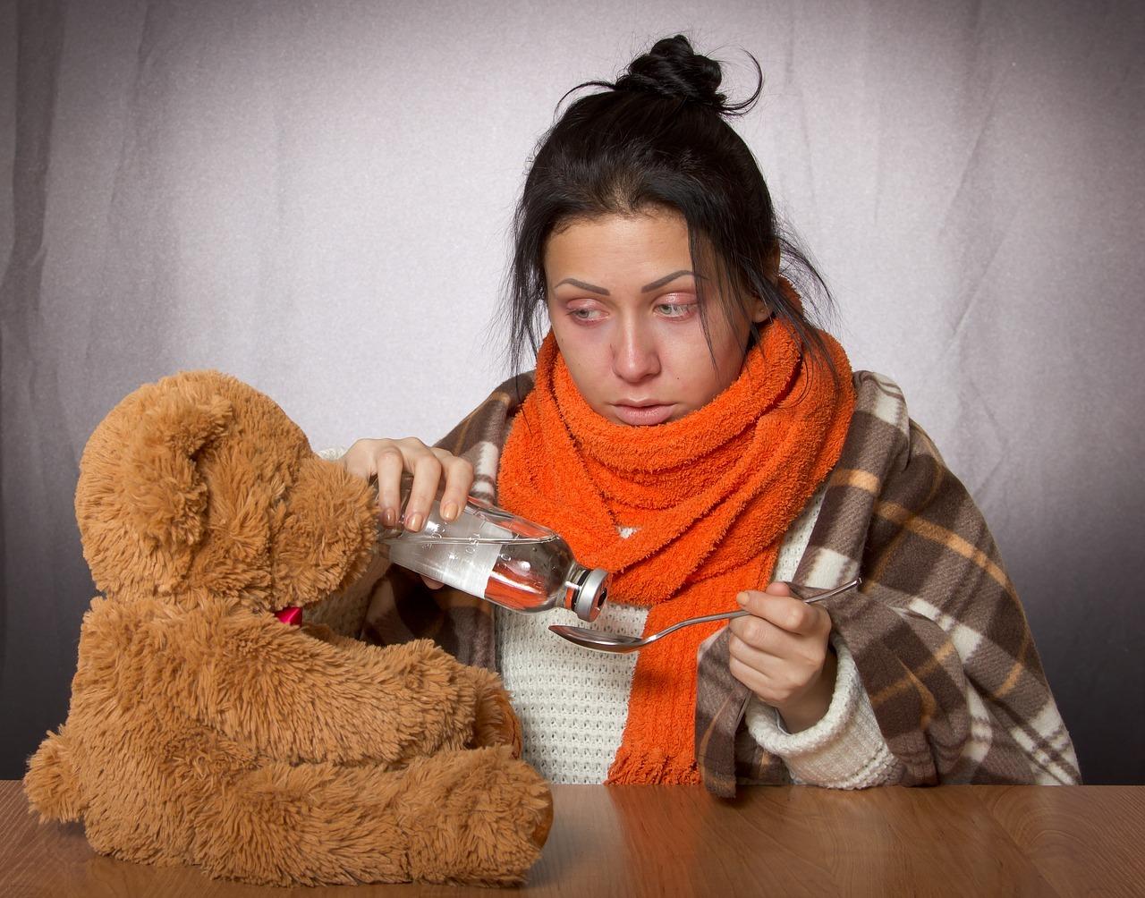 soigner un rhume
