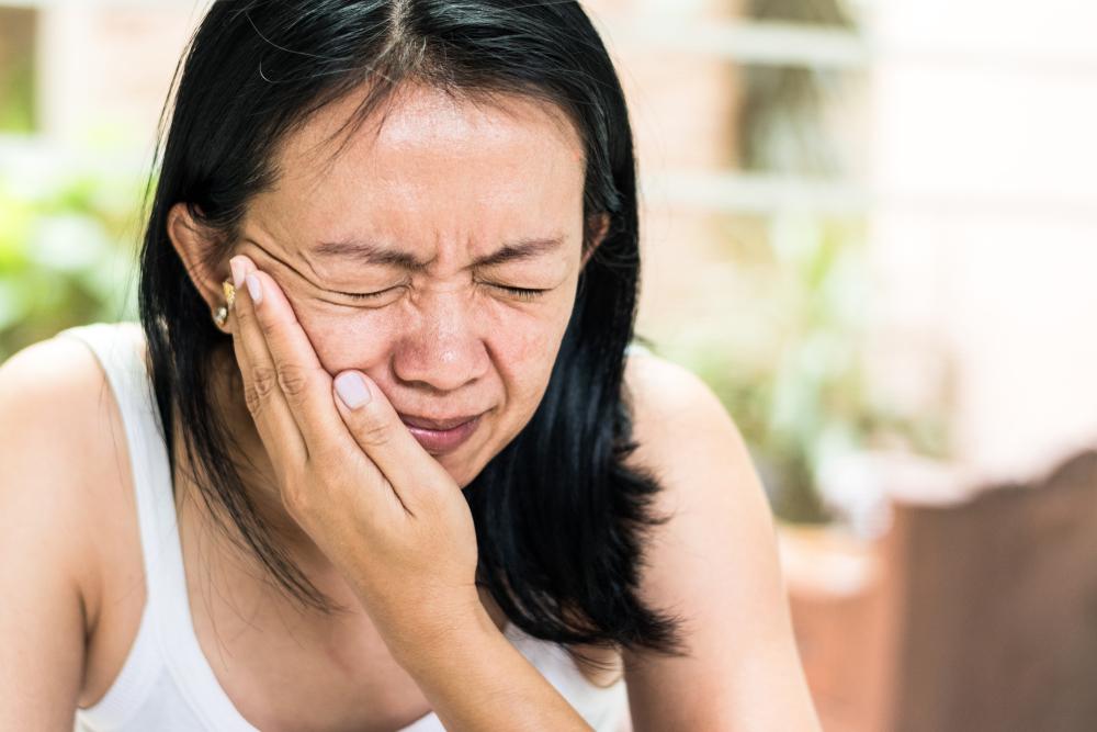 symptômes de paralysie de Bell