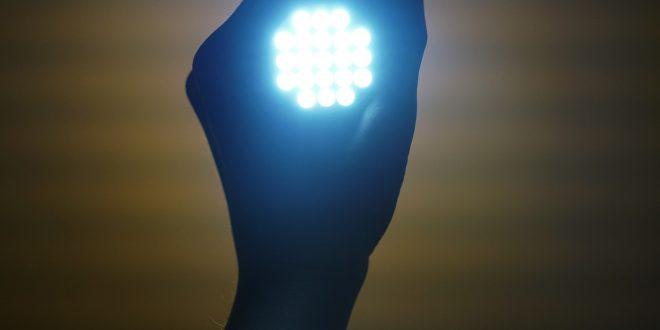 Les dangers liés à l'exposition à la lumière LED