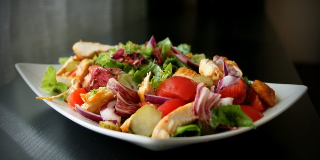 Salade minceur : 10 salades pour maigrir