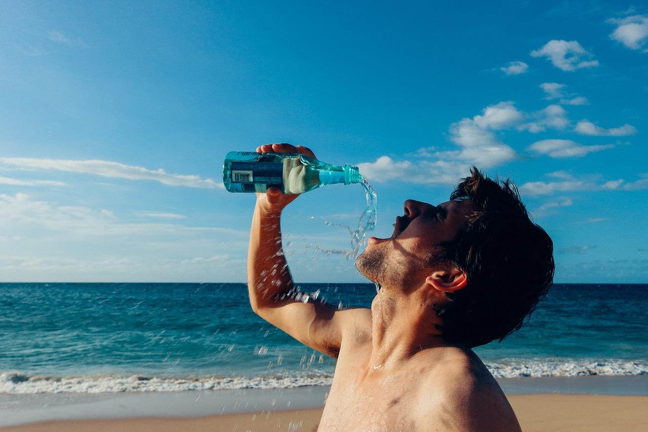 boire trop d'eau