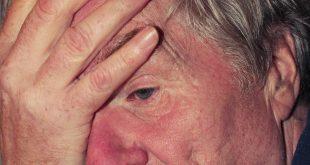 yeux secs chez les seniors