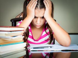 stress chez les enfants