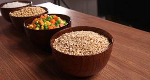 grains entiers régime