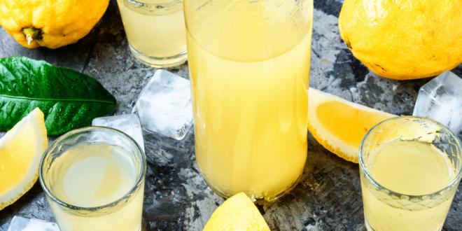 15 bienfaits de boire du jus de citron l'estomac vide