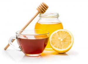 miel et  citron