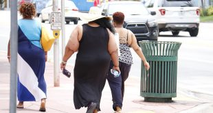 obésité chez les jeunes