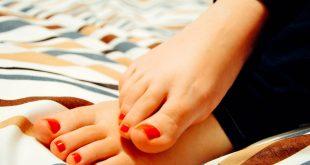 pieds enflés