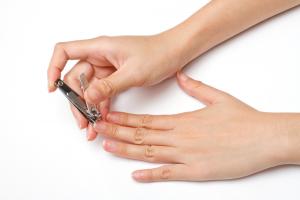 couper les ongles