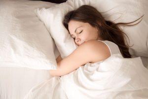 une bonne sommeil