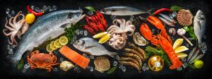 les fruits de mer