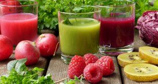 jus de fruits et légumes perte de poids