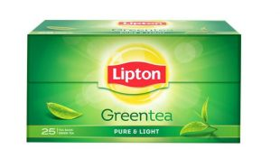 lipton green tea mincir