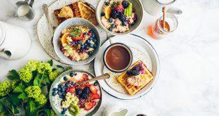 petit-déjeuner hypocalorique