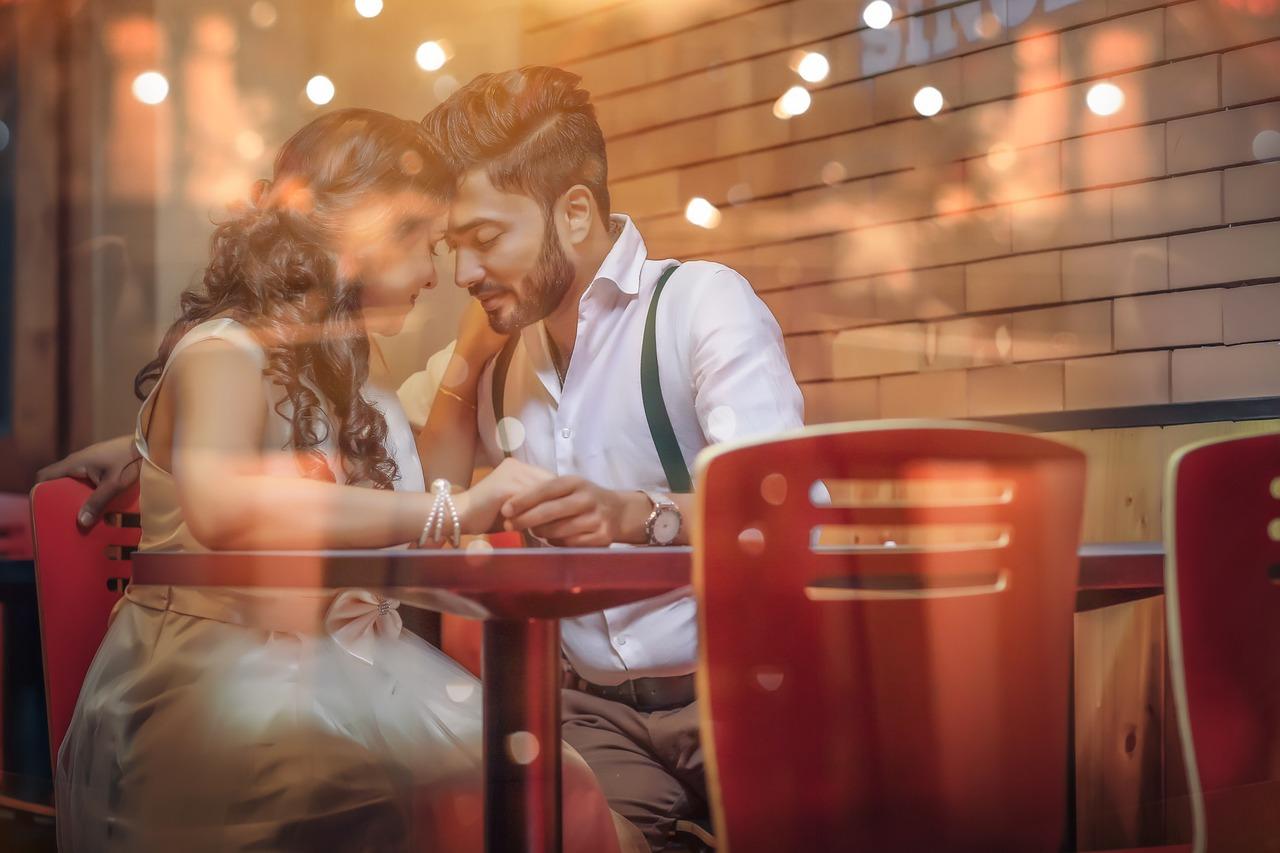 soirées de fête en amoureux