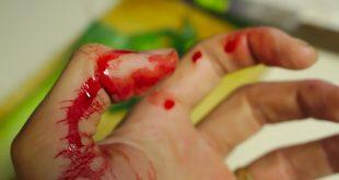 vomir du sang