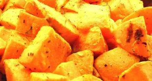 patate douce rôtie pour maigrir