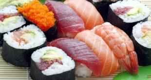 sushi pour mincir