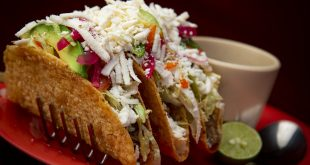tacos méxicain pour perdre du poids