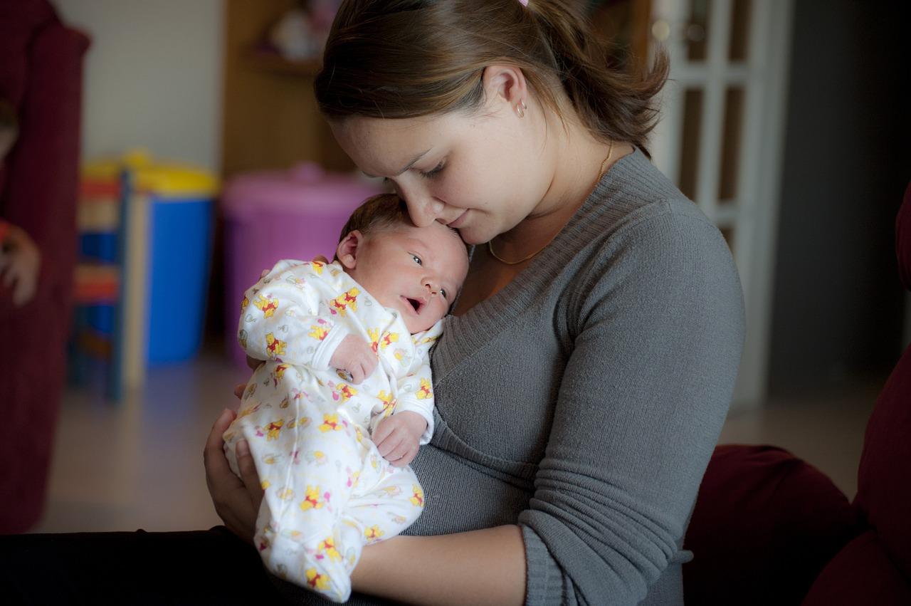 aider un bébé à prendre du poids