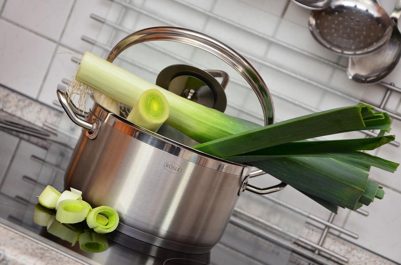 soupes de légumes pour l'hiver