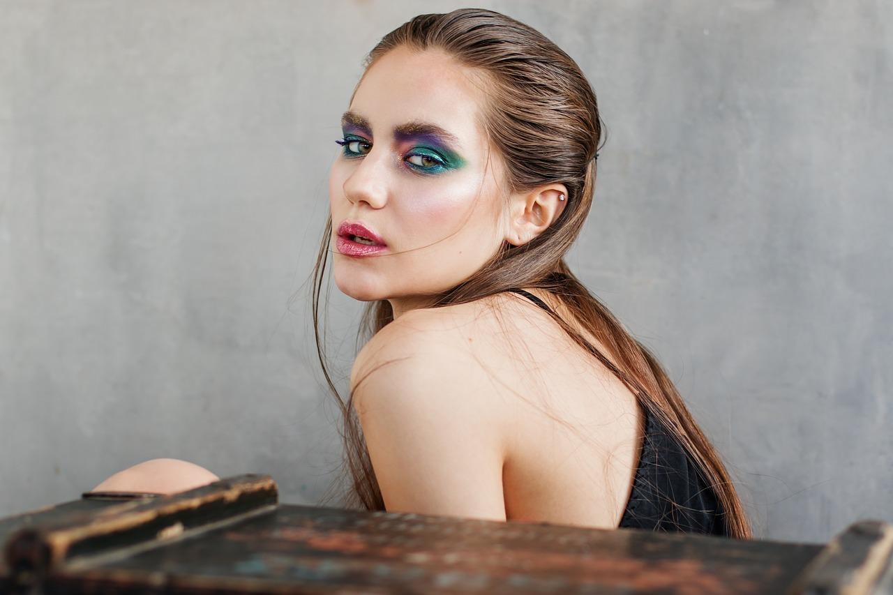 effets du maquillage