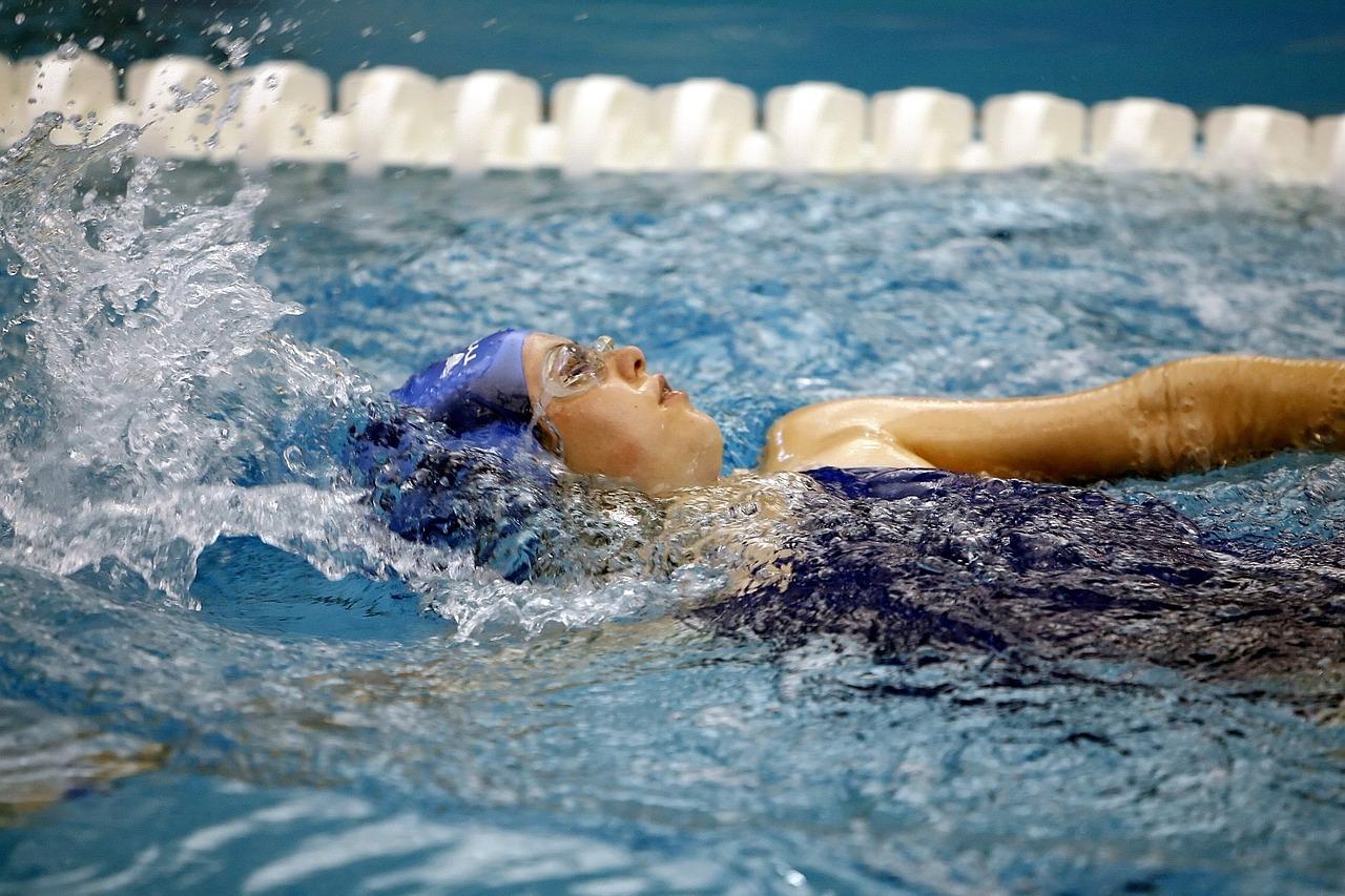 maigrir avec la natation
