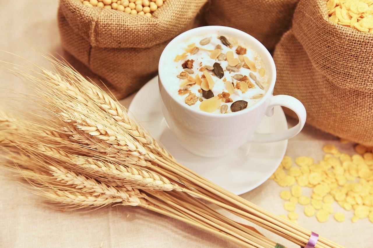 manger des céréales complètes