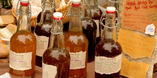 Vinaigre de cidre – un ingrédient naturel aux nombreuses vertus