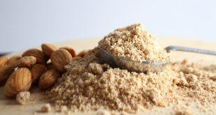 les bienfaits et qualités nutritionnels de la poudre d'amande