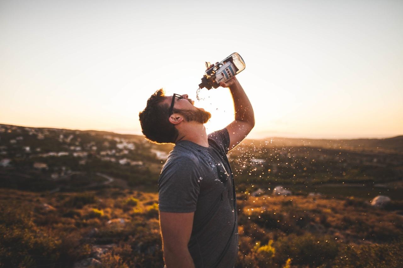signes d'une déshydratation