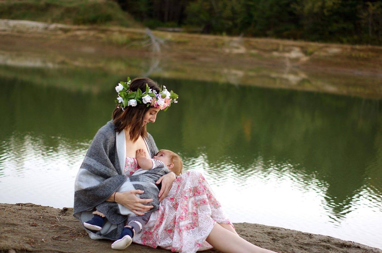 les bonnes positions pour allaiter son bébé